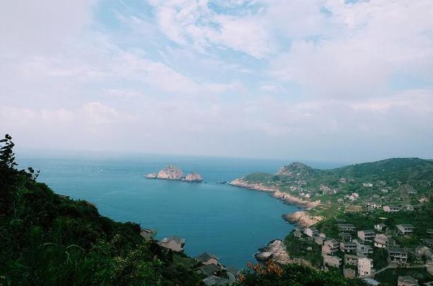 舟山枸杞岛——享有东方小希腊美誉的海岛